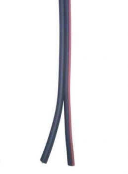 Zwillings-Hochspannungskabel doppelt ummantelt> 18 KV / 20 mA, d