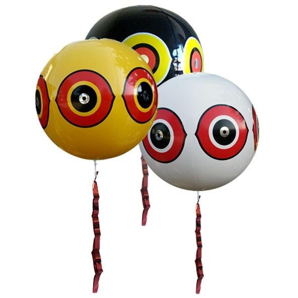 Vergrämungs-Ballons