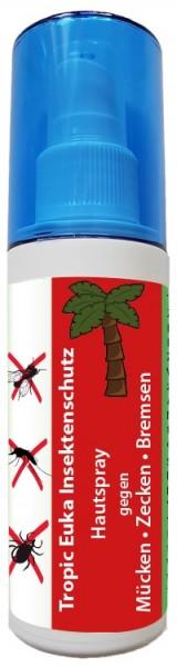 Tropic Euka Insektenschutz Hautspray 100 ml