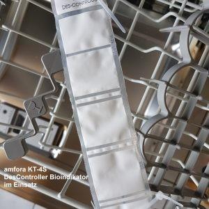 amfora KT-4S DesController Bioindikator