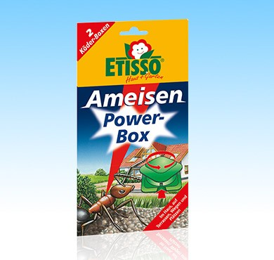 ETISSO® Ameisen Power-Box