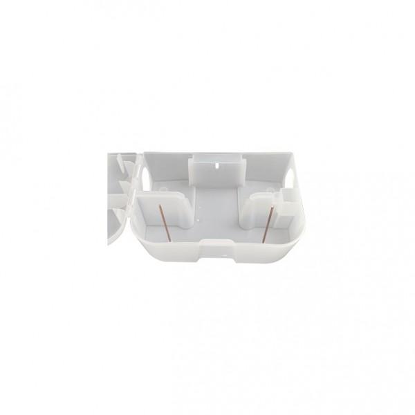 Nagerköderstation Ratte transparent