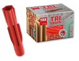 Dübel Tox TRI 6 /36 mm, rot