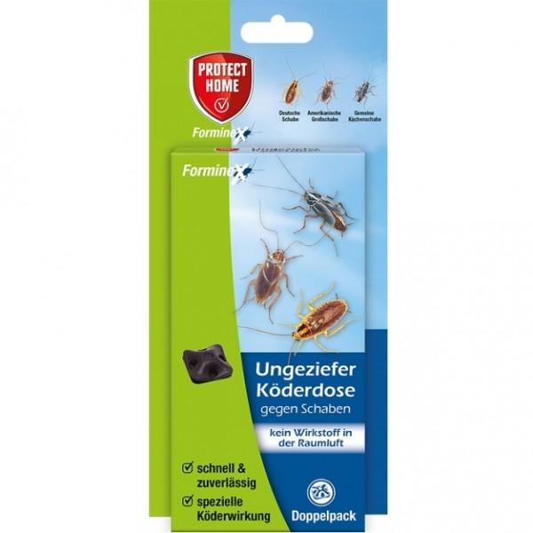 Protect Home FormineX Ungezieferköderdose gegen Schaben