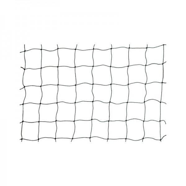 Taubenabwehrnetz, schwarz, 10 m x 10 m (100 m²)