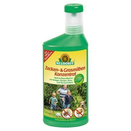 Neudorff Zecken- und Grasmilbenfrei 500 ml