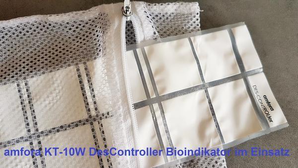 KT-10W DES-CONTROLLER® Bioindikator