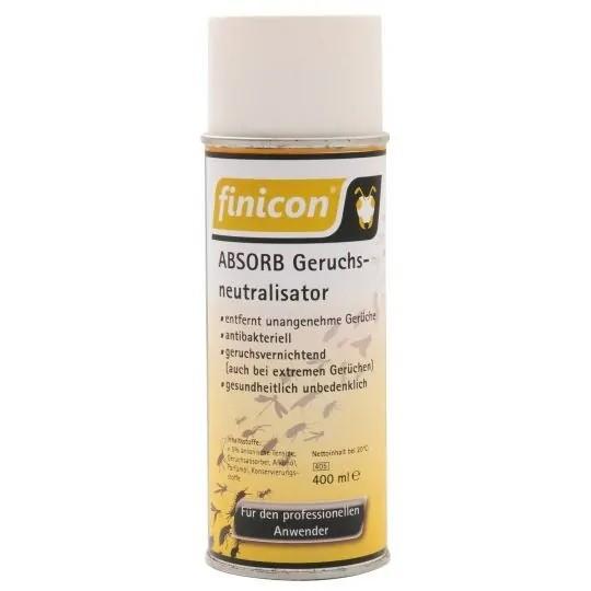finicon® ABSORB Geruchsneutralisator 400 ml