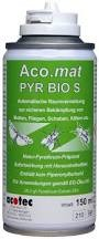 Aco.mat PYR BIO S 150ml, Raumvernebeler